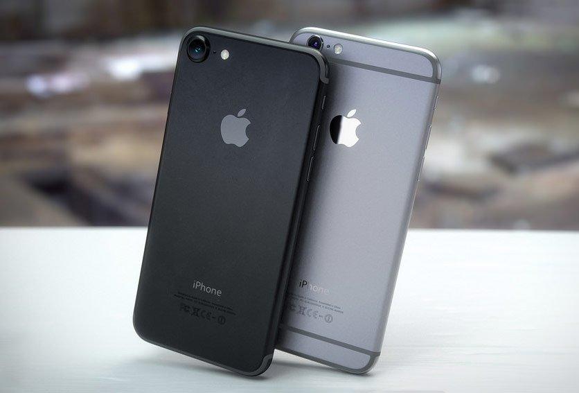 фото айфон 7 какие цвета