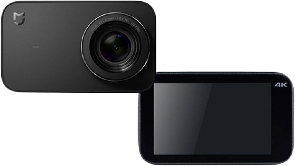 Экшн-камера Xiaomi Mijia 4K купить
