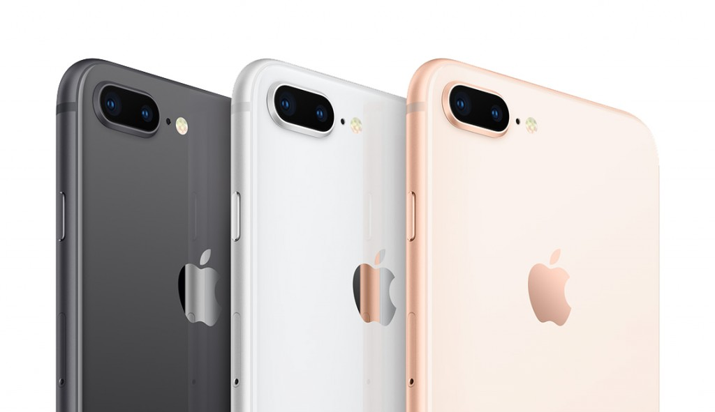 Apple iPhone 8 и Apple iPhone 8 Plus