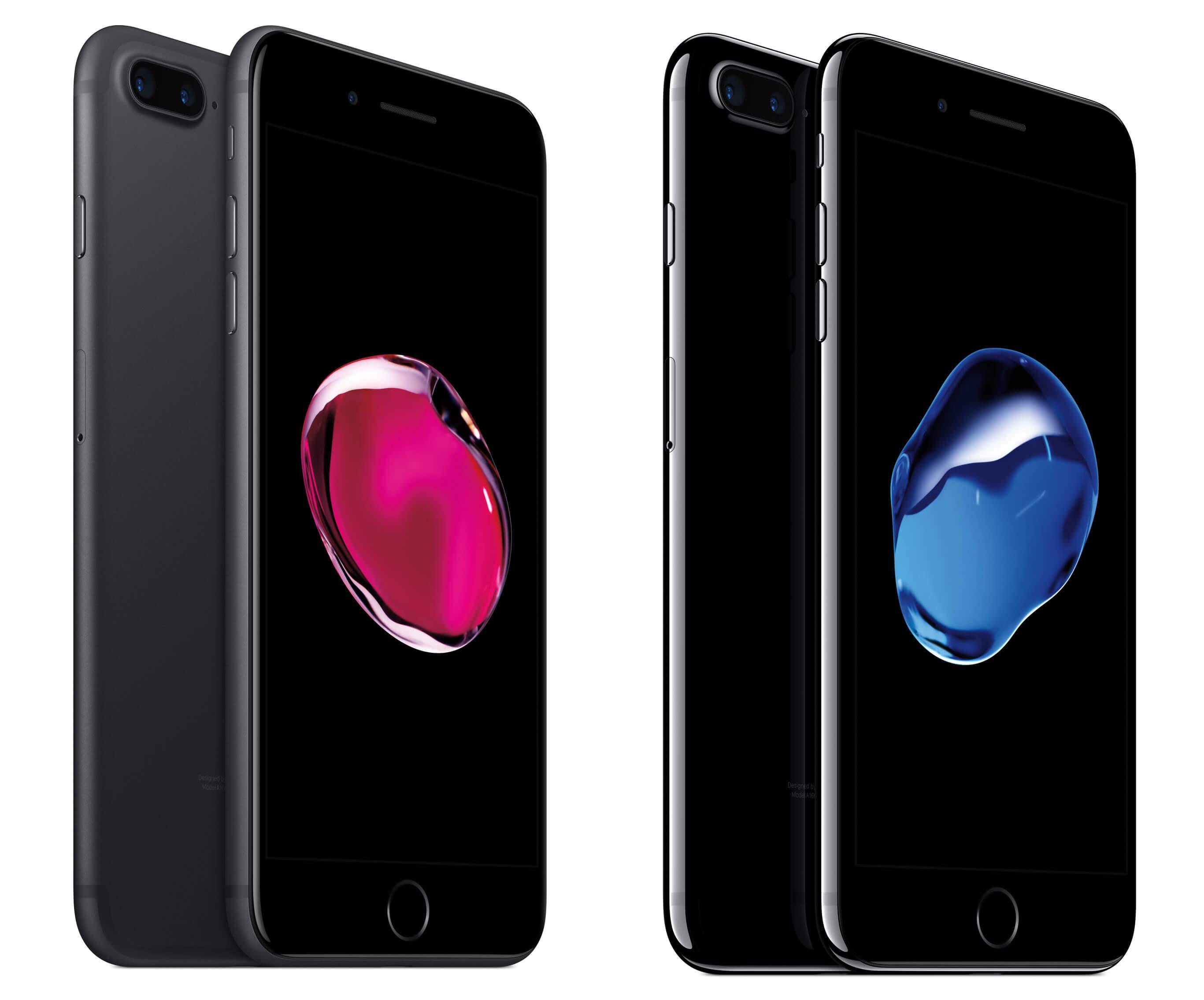 Iphone 7 plus какой цвет лучше