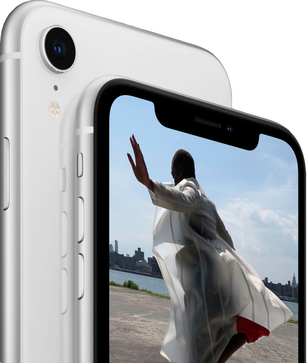 Корпус в iPhone Xr