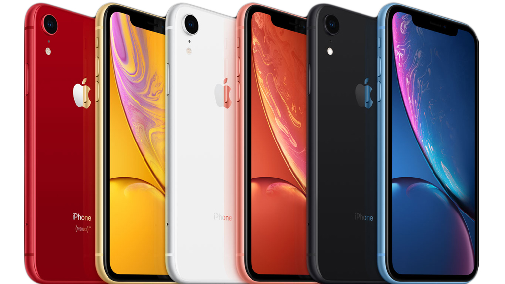 Apple iPhone XR Все цвета