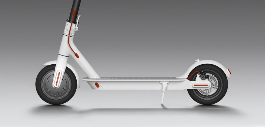 Новинка в GadgetUfa! Электрический скутер от компании Xiaomi!