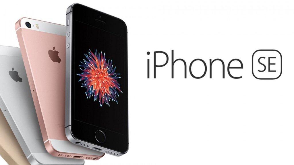 Смартфон iPhone SE стал самый популярный !