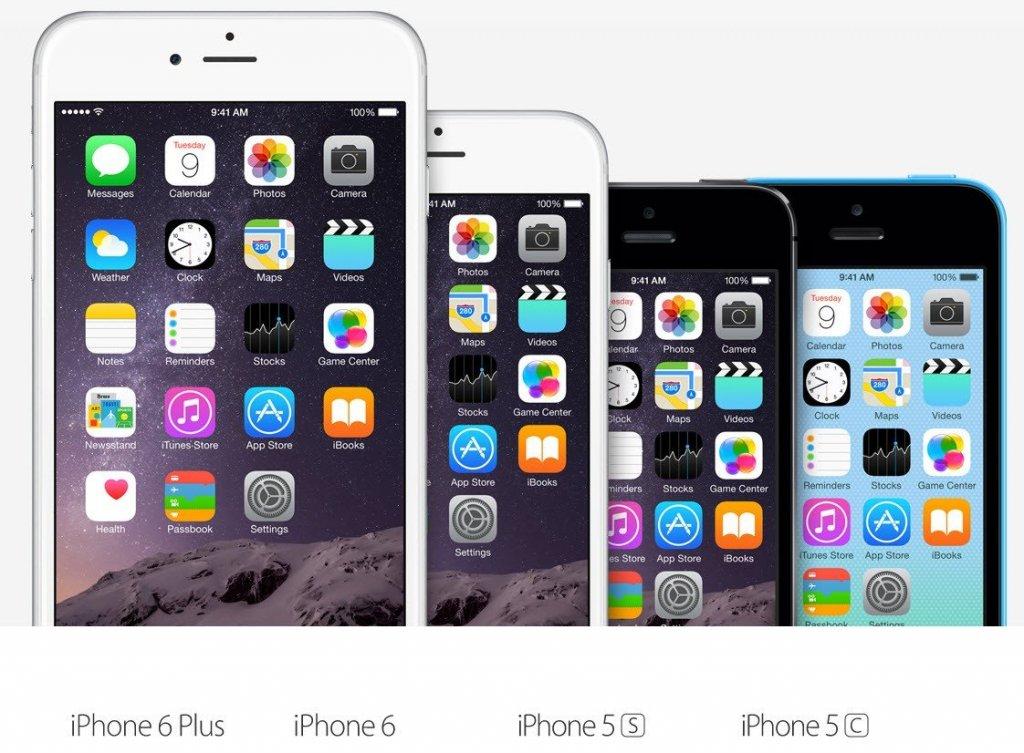 Купить iPhone в Уфе, выгодная цена на iPhone 6 Plus!