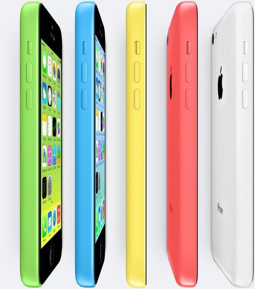 Чему отдать предпочтение или преимущества iPhone 5C