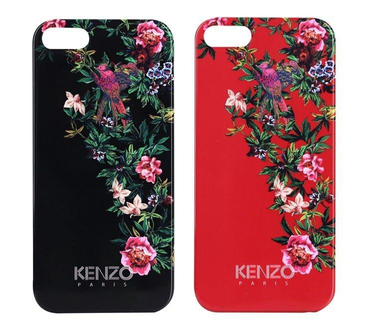 Накладки KENZO для iPhone 5