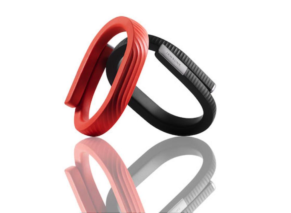Спортивный браслет Jawbone UP 24