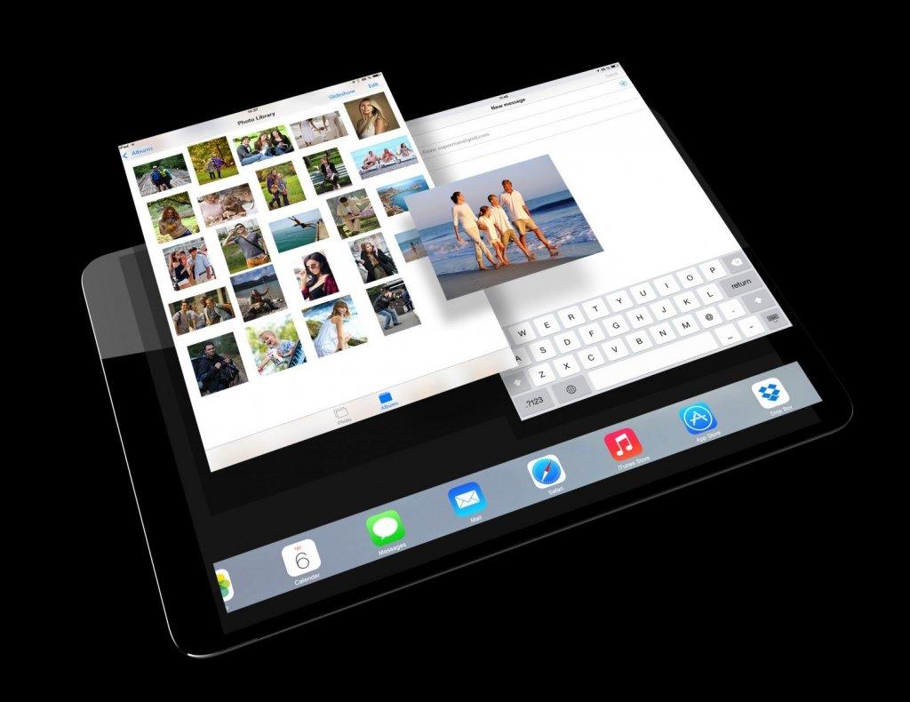 Шикарный концепт нового iPad Pro!