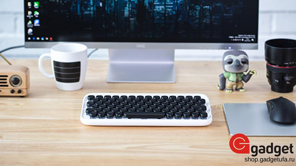 Механическая Bluetooth клавиатура Lofree Dot в Гаджет Уфа
