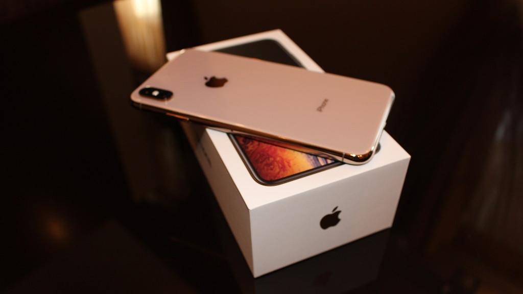 Apple iPhone Xs и Xs Max в наличии!