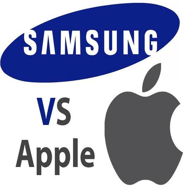 Патентная война между Samsung и Apple - продолжается!