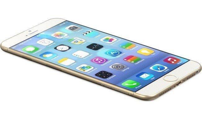Немного о iPhone 6.