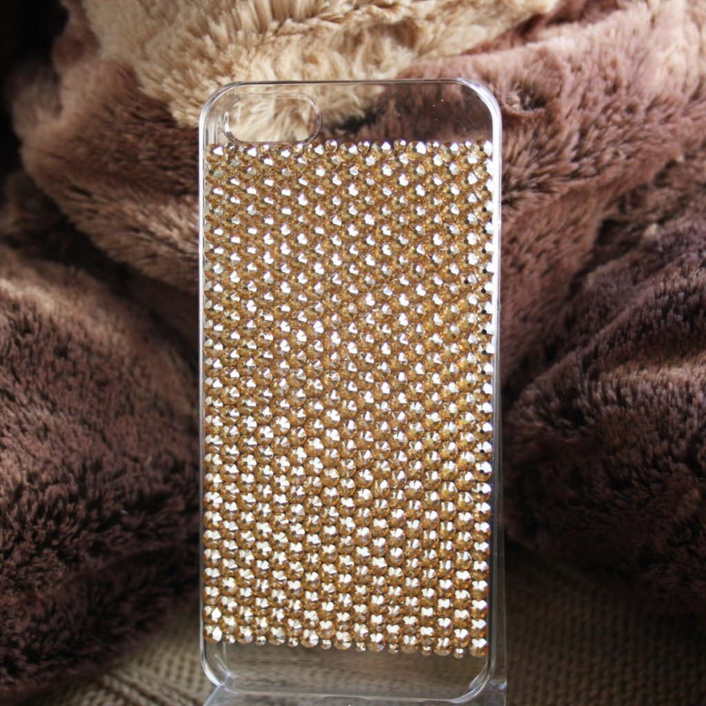 Luxury аксессуары SWAROVSKI для iPhone и iPad