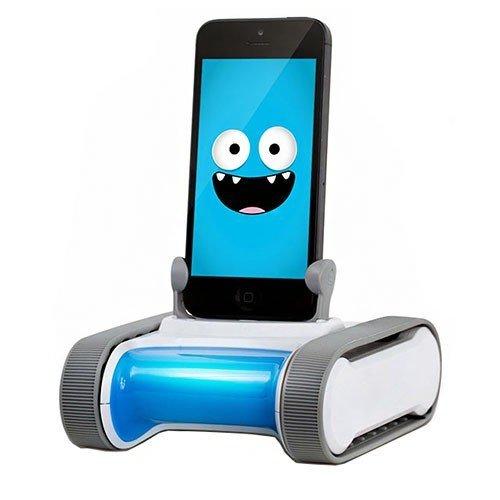 Brookstone Romo App-Controlled Robotic Pet - игрушечный робот для iOS-устройств