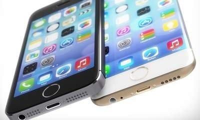 iPhone 6 может получить QHD дисплей!