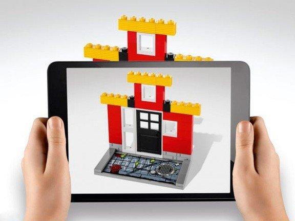 Lego представила конcтруктор дополненной реальности Lego Fusion!