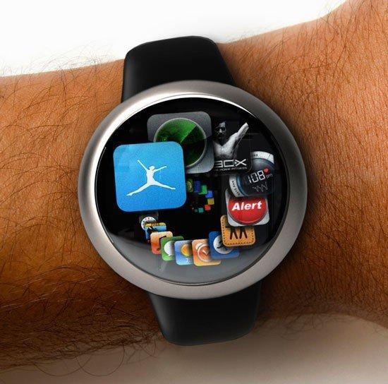 Apple испытывает умные часы iWatch!