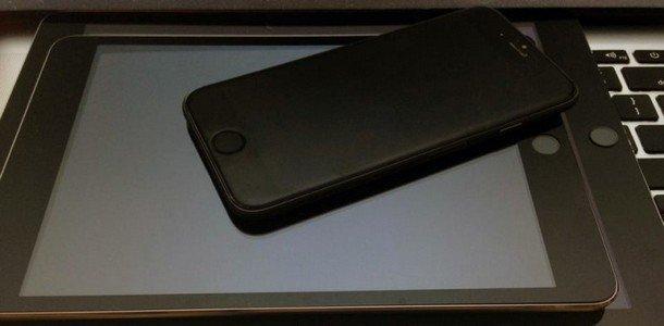 iPhone 6, iPad Air 2 и iPad mini 3 на одном изображении!