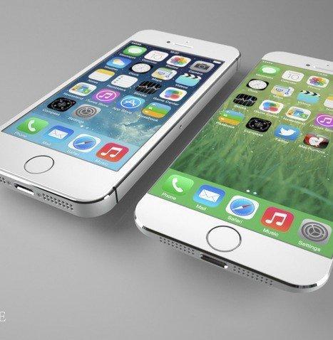 (Слух) В iPhone 6 будет тонкий дисплей!