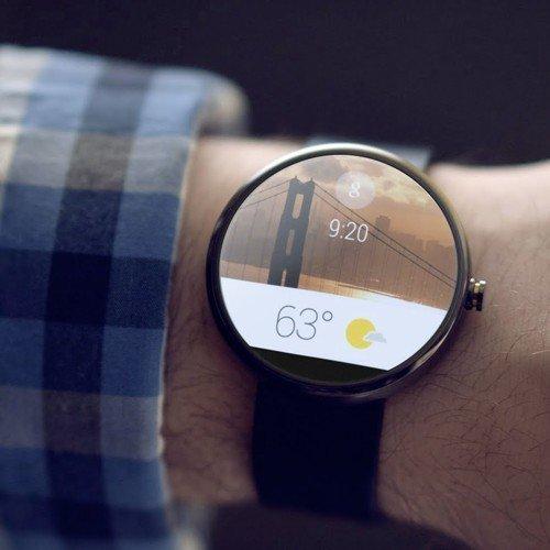 (Новость) Часы на ОС Android Wear получили первый кастомный циферблат