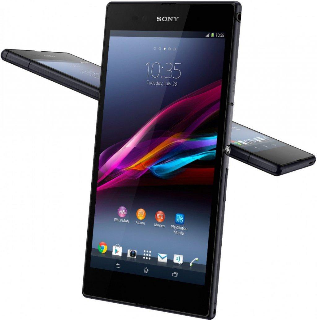 "(Новости) ""Cелфи""-смартфон готовит Sony."