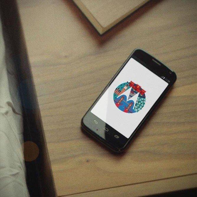 (Утечка) Секретное видео с новым,cногшибательным смартфоном от Корпорации...