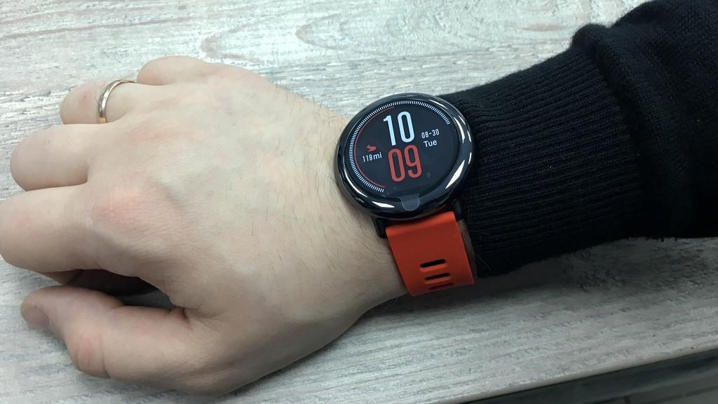 Умные часы Huami Amazfit Pace Smart Watch
