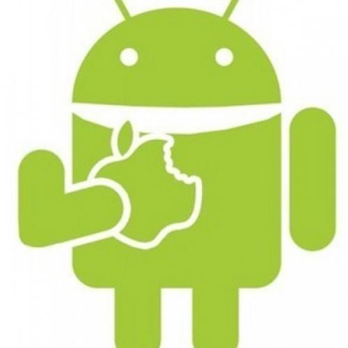 (Новости)Apple уступают Google!