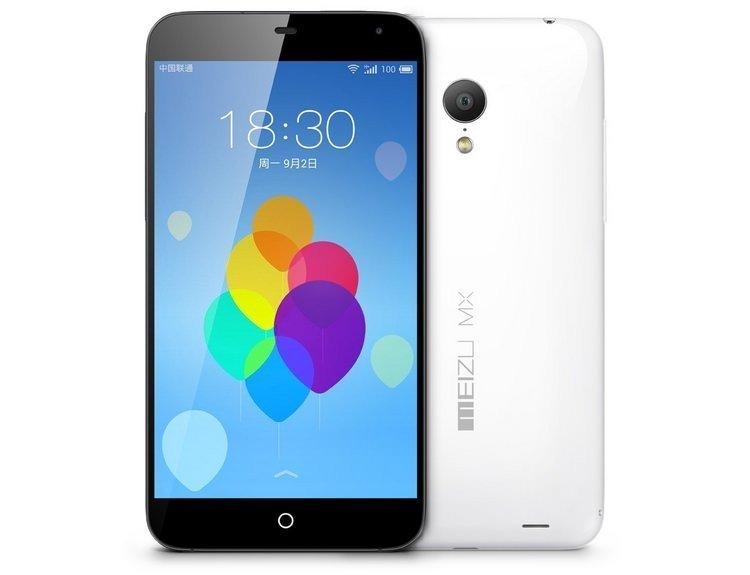 Meizu MX3S будет сканировать пальцы.