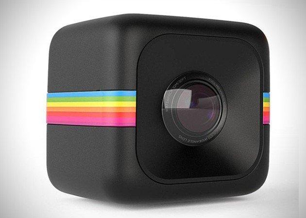 (Новости)Выпущен аналог Go Pro - Cube от Polaroid!