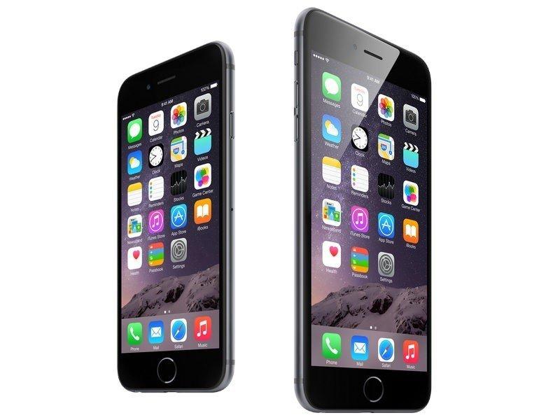 """iPhone 6 и iPhone 6 Plus - """"больше большого!"""""""