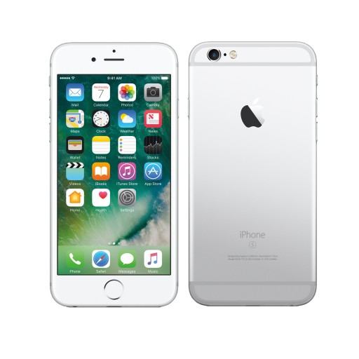 Смартфон Apple iPhone 6s 64Gb Silver Как новый