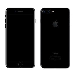 Смартфон Apple iPhone 7 Plus 256Gb Jet Black купить в Уфе