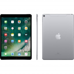 Планшет Apple iPad Pro 10.5 256Gb Wi-Fi + Cellular Space Gray фото купить уфа
