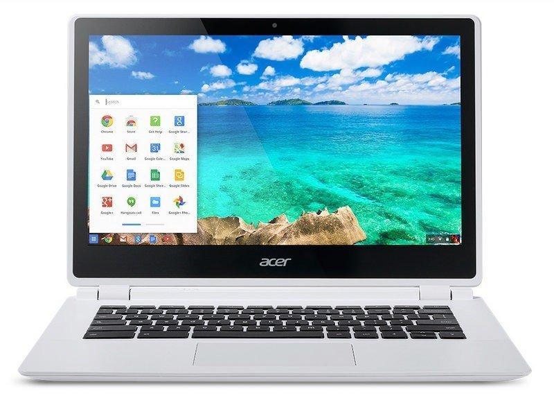 """(Новости) Новый """"Хром-бук"""" от Acer!"""