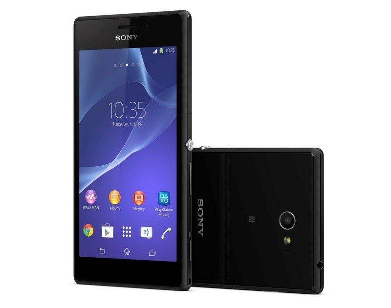 (Новости) Новый водостойкий Sony смартфон !