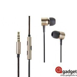Наушники 1MORE Piston Classic In-Ear Headphones Gold купить в Уфе