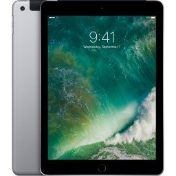 Планшет Apple iPad 2017 128Gb Wi-Fi + Cellular Space Gray купить в Уфе