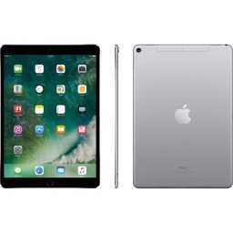 Планшет Apple iPad Pro 10.5 512Gb Wi-Fi + Cellular Space Gray фото купить уфа