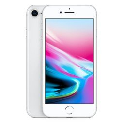 Смартфон Apple iPhone 8 64Gb Silver купить в Уфе