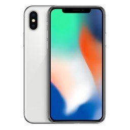 Смартфон Apple iPhone X 256Gb Silver купить в Уфе