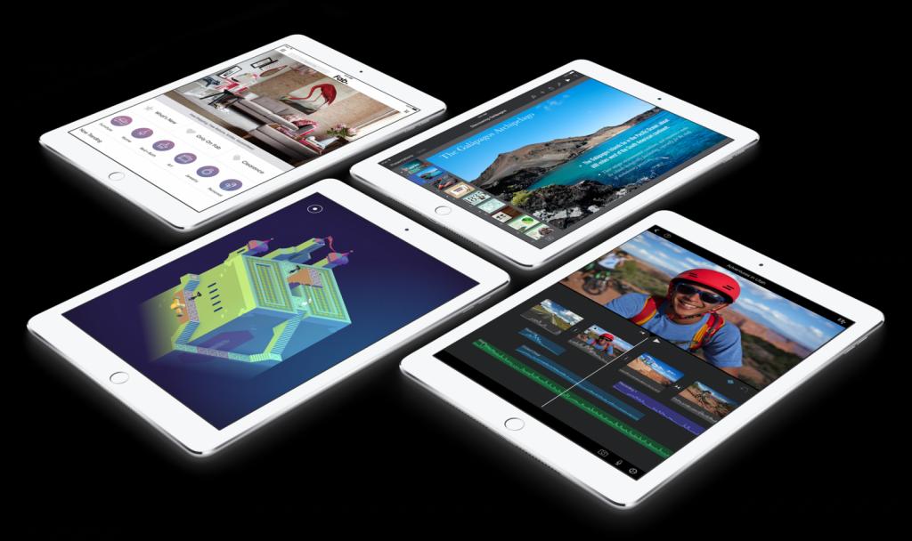 Новый iPad Air получил 2гб и 3 ядра!