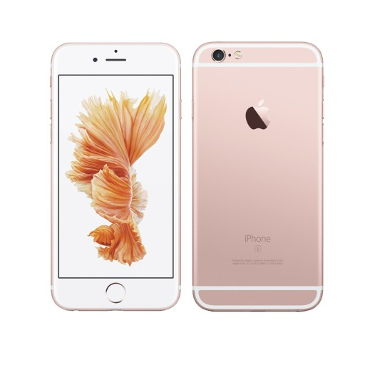 Смартфон Apple iPhone 6S 128Gb Rose Gold Как новый