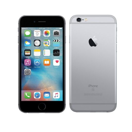 Смартфон Apple iPhone 6s 32Gb Space Gray Как новый