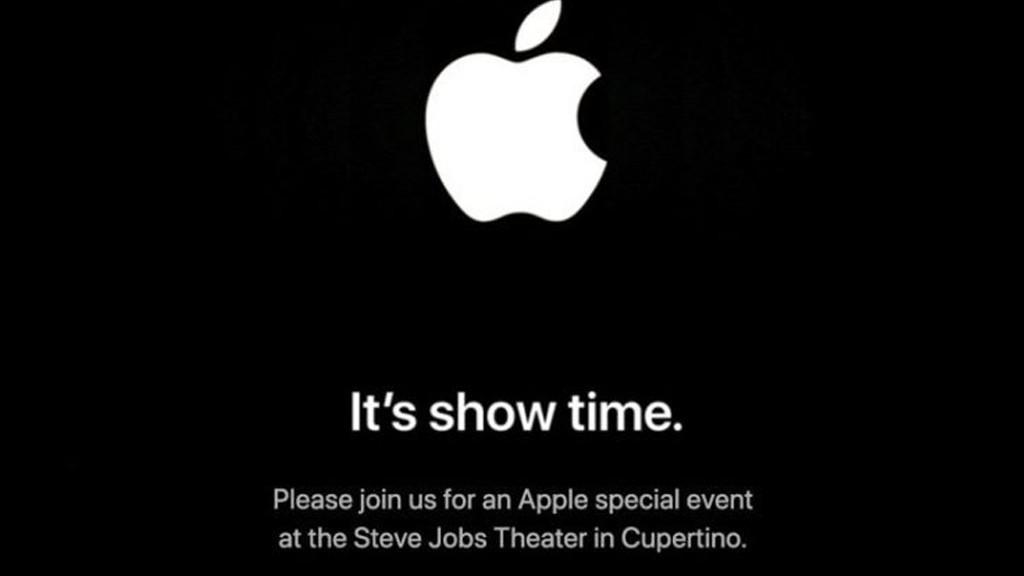 Первая презентация Apple в этом году