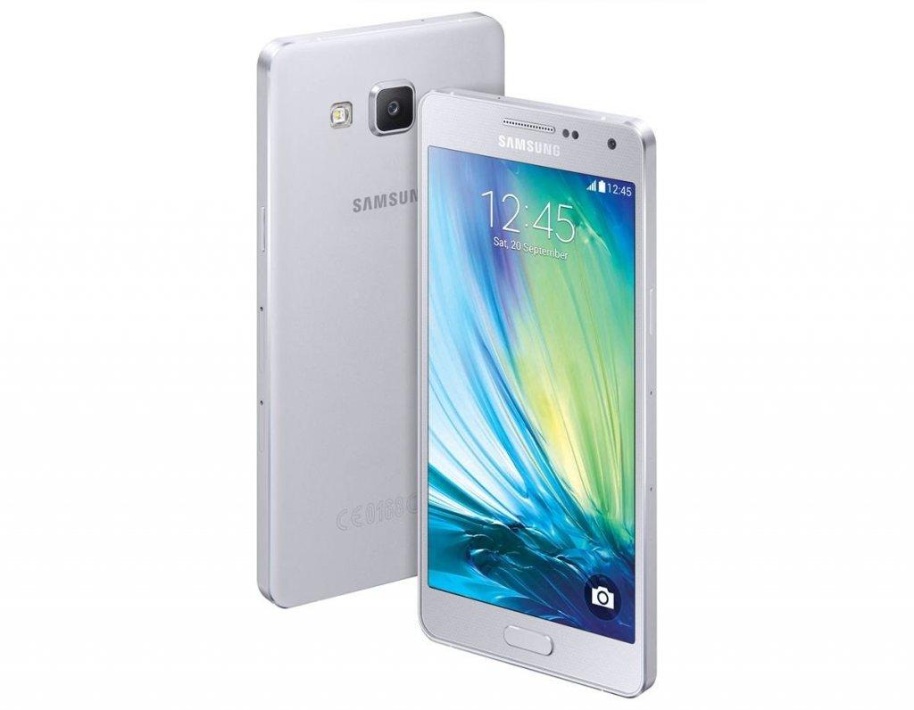 Samsung представила смартфоны Galaxy A5 и Galaxy A3
