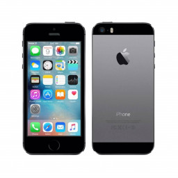 УЦТ Смартфон Apple iPhone 5S 16Gb Space Gray (0900) купить в Уфе