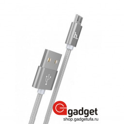 USB кабель Hoco X2 Rapid charging cable Micro USB 1m Tarnish купить в Уфе