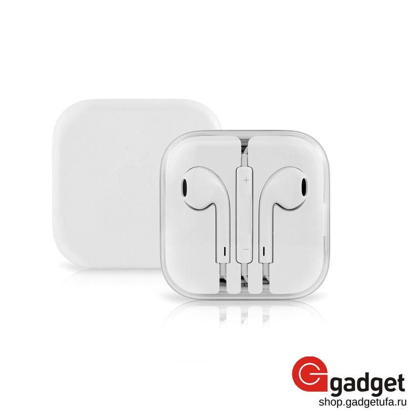 Наушники Apple EarPods оригинал без упаковки   ГаджетУфа efaec5647cc26